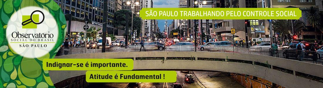 Observatório Social do Brasil São Paulo