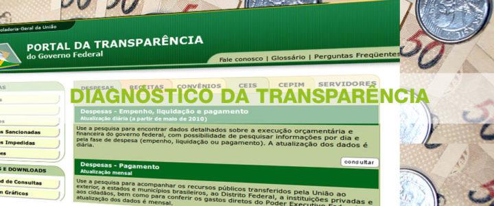 Novo projeto pretende melhorar indicadores de transparência dos órgãos públicos
